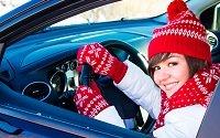 Как правильно водить автомобиль зимой