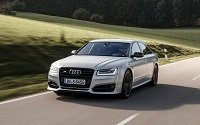 Audi S8 plus 2016 – премиальный седан с душой спорткара