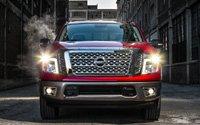 Пикап Nissan Titan и Titan XD 2017 - мощность и красота в одном