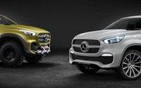 Mercedes ���������� ������� ������ X-Class