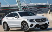 Цена на Mercedes-Benz GLC Coupe в Украине