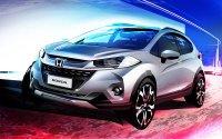 Ожидаем новый концепт Honda WR-V