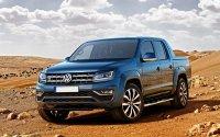 Стартовали продажи обновленного пикапа Volkswagen Amarok
