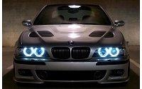 «Ангельские глазки» — установка в фары автомобиля