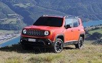 Jeep Renegade 2015 – стильный компакт-кроссовер