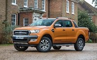 Ford Ranger 2016 – «мускулистый фермер»
