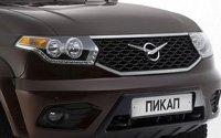 Обновленный внедорожник УАЗ Пикап Патриот