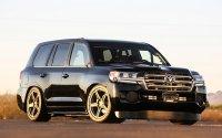 Toyota представила заряженный Land Cruiser
