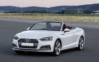 Новые кабриолеты Audi A5 и S5