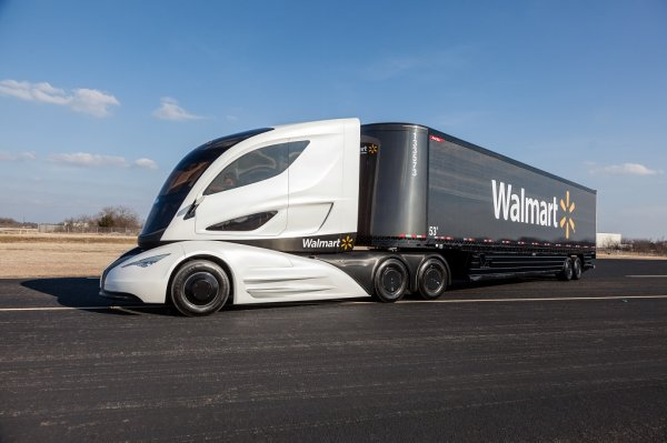 Walmart Advanced Truck
