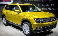 Большой кроссовер Volkswagen Atlas