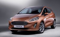 Новое поколение хэтчбека Ford Fiesta