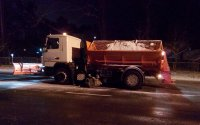 Эвакуация автомобилей для уборки снега