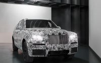 Внедорожник Rolls-Royce Cullinan