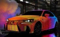 Светодиодный седан Lexus IS
