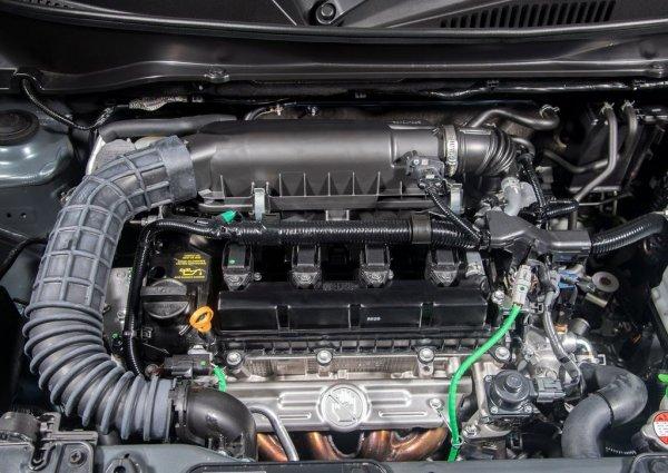 Двигатель нового хэтчбека