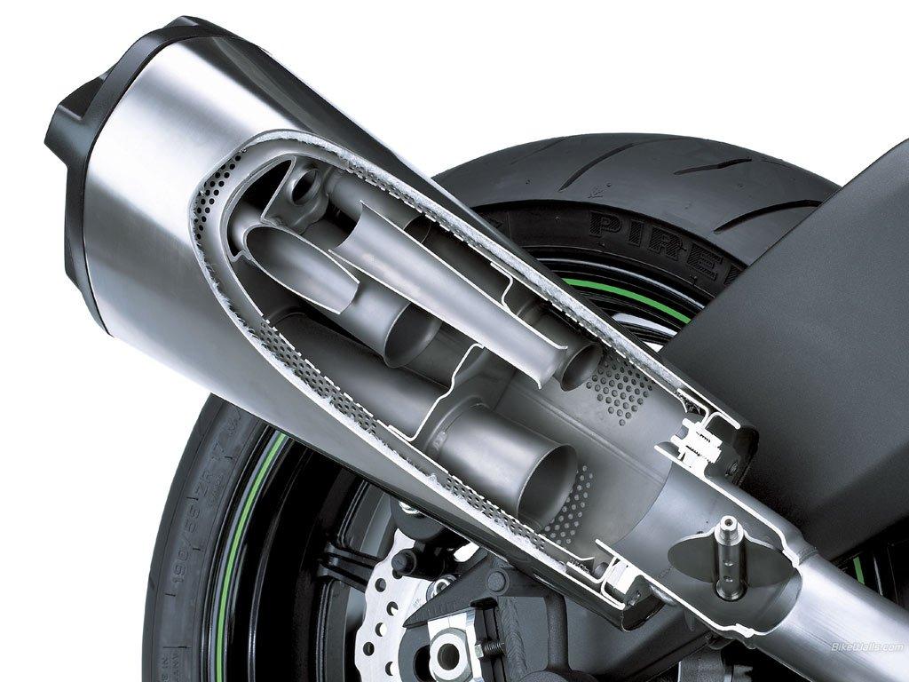 Как сделать глушитель своими руками для мотоцикла