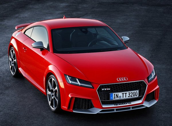 Audi TT RS Coupe 2017