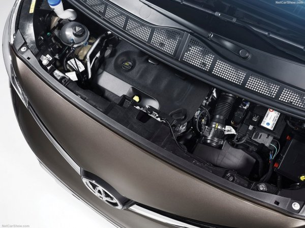Toyota ProAce Verso 2017, мотор