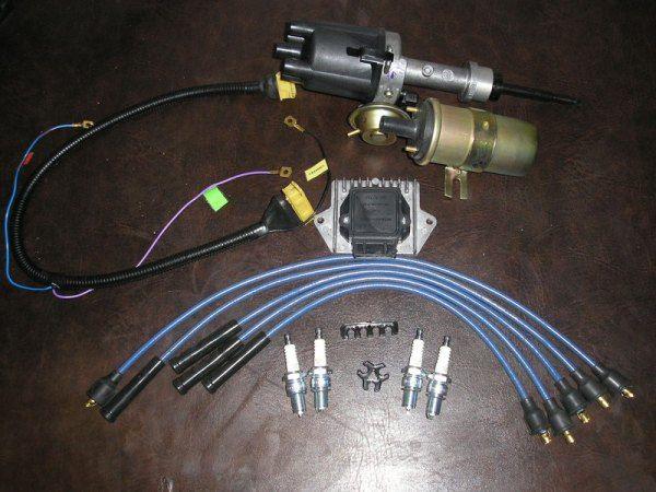 Комплект бесконтактной системы зажигания ВАЗ 2101-07