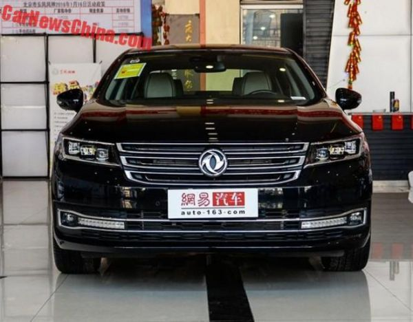 Dongfeng A9 2016