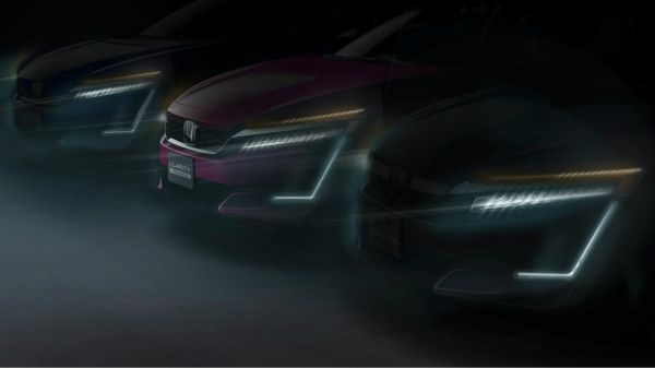 2018 Honda Clarity EV and Clarity PHEV