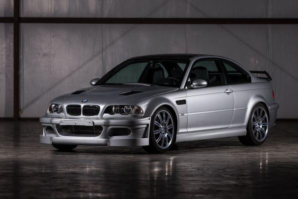 BMW M3 E46 GTR дорожная версия