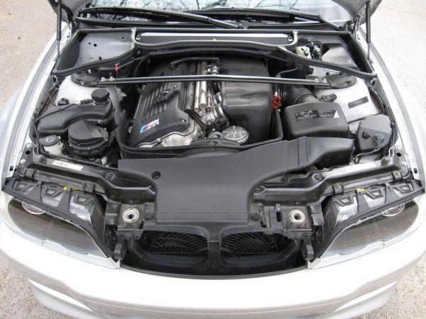 Двигатель BMW M3 E46