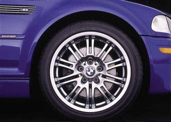 Легкосплавные диски BMW M3 E46