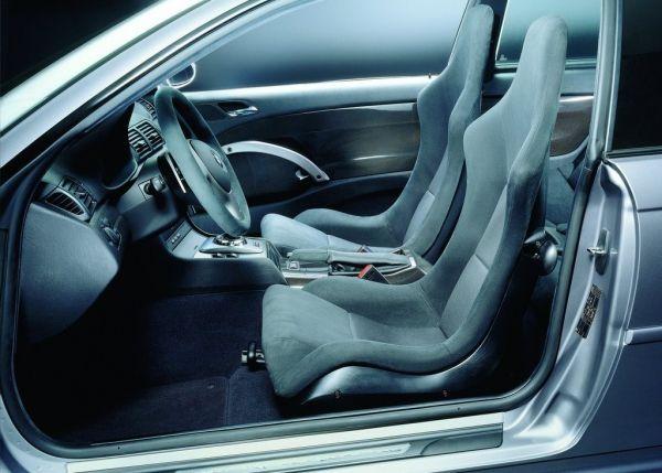 Передние сиденья BMW M3 E46 CSL