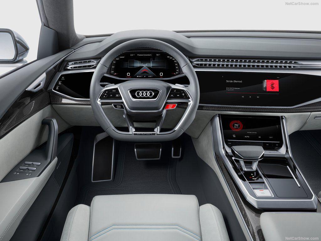 Ауди а6 2017 года новая модель