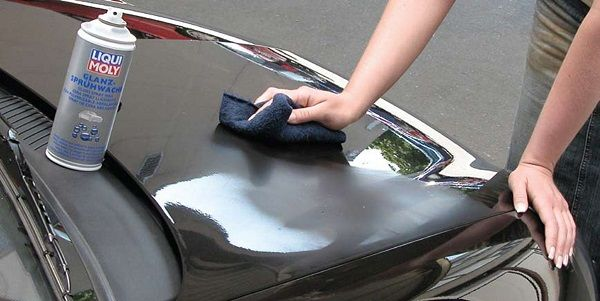 Полироль для кузова автомобиля от царапин своими руками 597