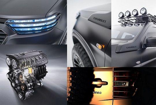 Характеристики нового Chevrolet Niva 2018