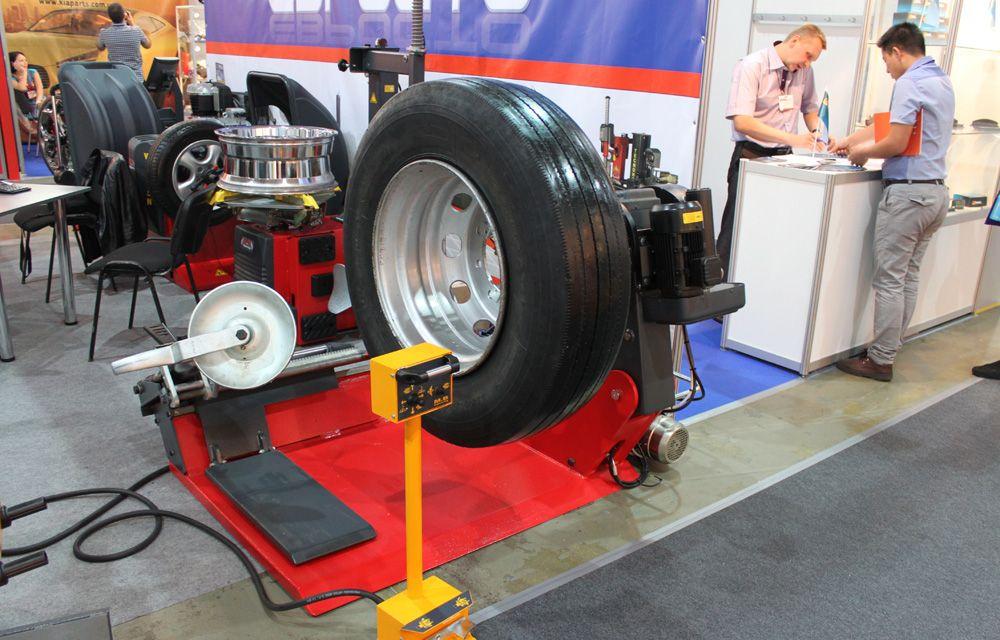 Необходимость, важность использования в киномонтаже колёс вулканизатора, домкрата и балансировочного станка для колёс