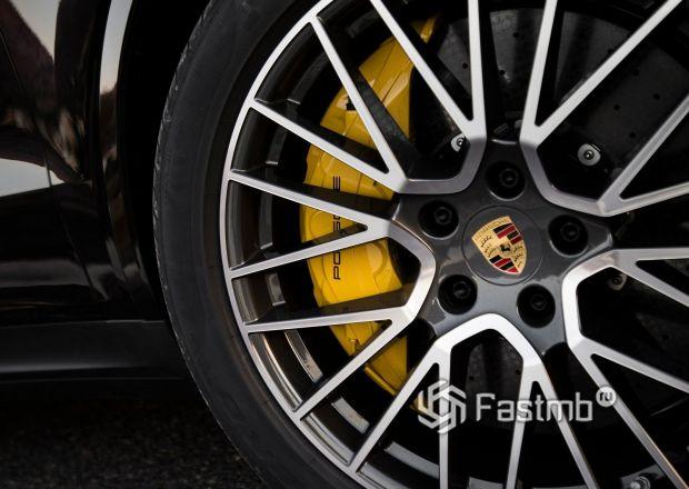 Суппорт Porsche Cayenne 2018