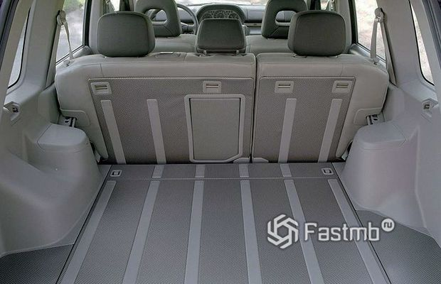 Багажник Nissan X-Trail 2003