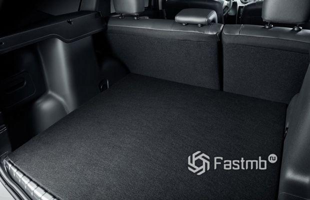 Багажние Nissan Terrano 2015