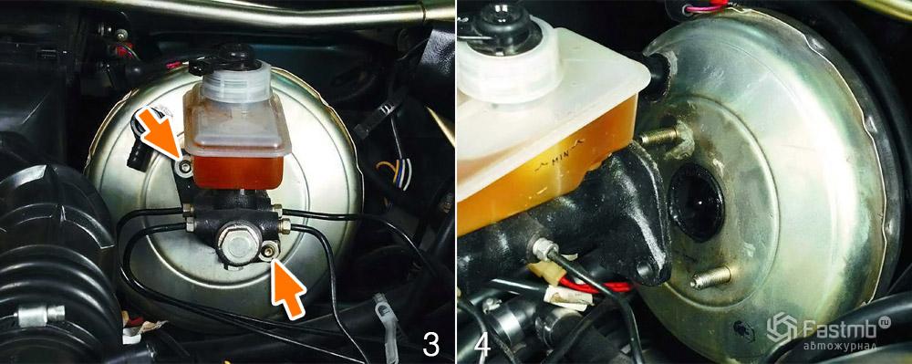 Замена вакуумного усилителя тормозов мазда 3 Замена мехатроника акпп а6 с7