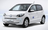 Электромобиль Volkswagen e-Up! 2013