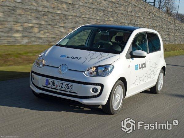Volkswagen e-Up цена
