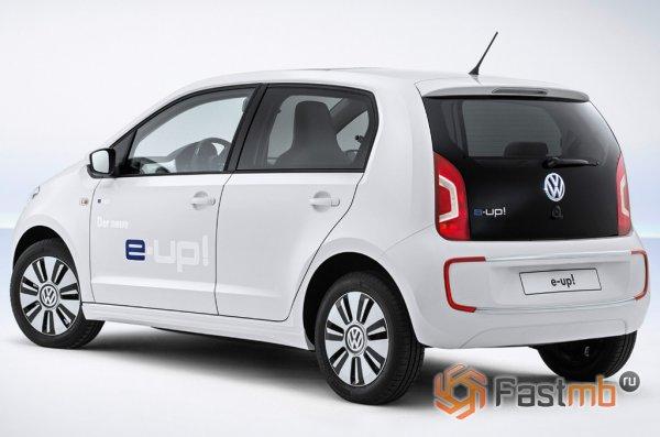 Электромобиль Volkswagen e-Up