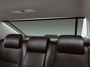 Toyota Camry VII, задние сиденья