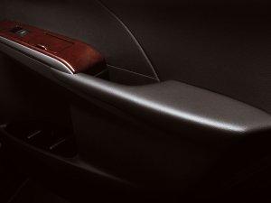 Toyota Camry VII, отделка