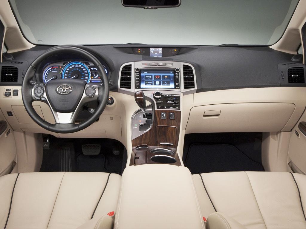 Toyota Venza 2013 обзор цена комплектация фото видео