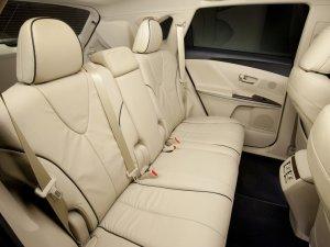 Задние сиденья Toyota Venza 2013