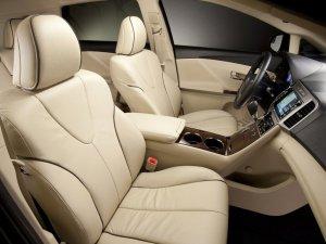 Передние сиденья Toyota Venza 2013