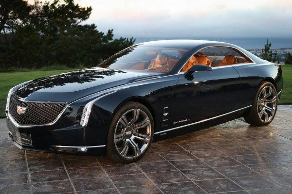 Новый Cadillac Elmiraj 2016