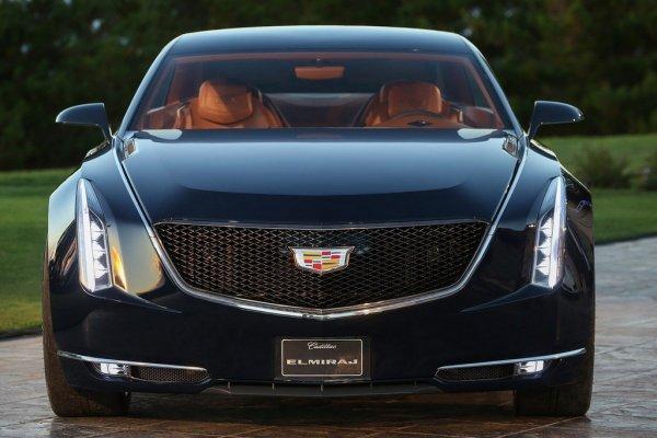 Седан Cadillac Elmiraj 2016 года