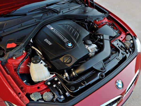 Технические характеристики BMW 2 серии 2014 года