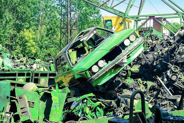 Миллиарды – заработает Украина на утилизации авто